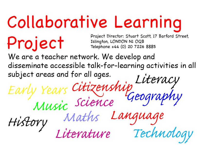 Collaborative Classroom Games ~ About this